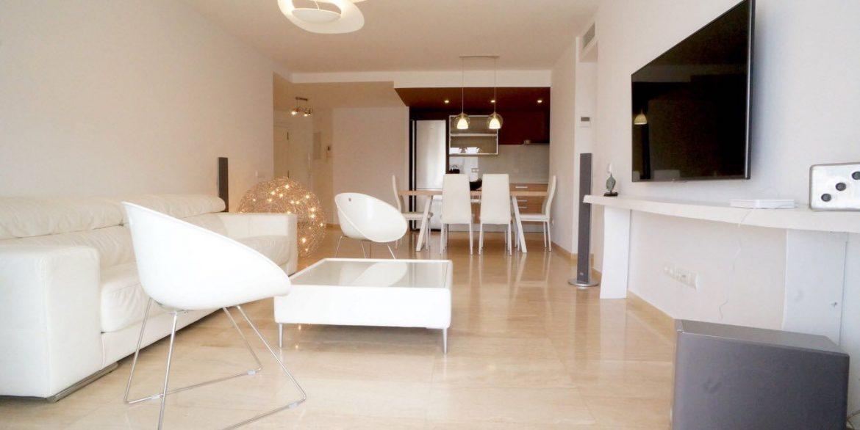 Eibys Apartamento de Lujo - Marina Botafoch6