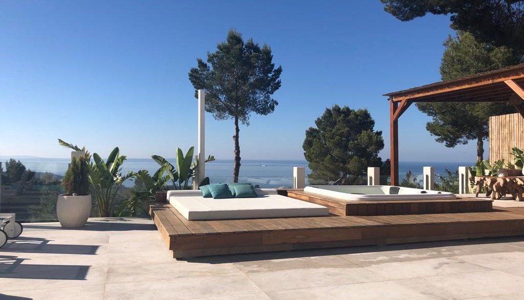 Villas For rent Ibiza Luxury - Villa Blanca-1