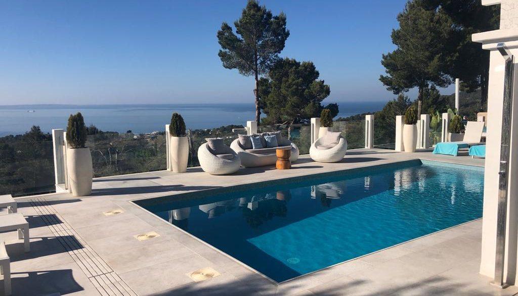 Villas For rent Ibiza Luxury - Villa Blanca-2