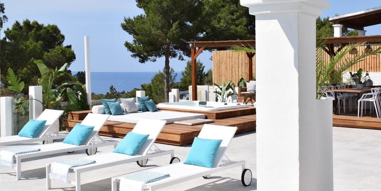 Villas For rent Ibiza Luxury - Villa Blanca-3