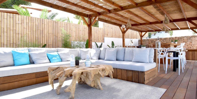 Villas For rent Ibiza Luxury - Villa Blanca-4