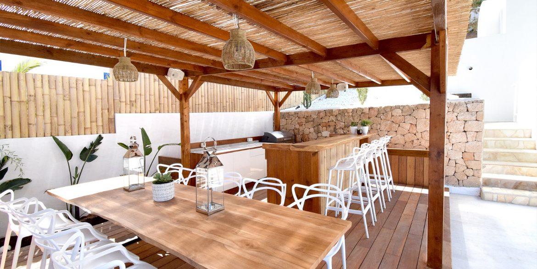 Villas For rent Ibiza Luxury - Villa Blanca-5