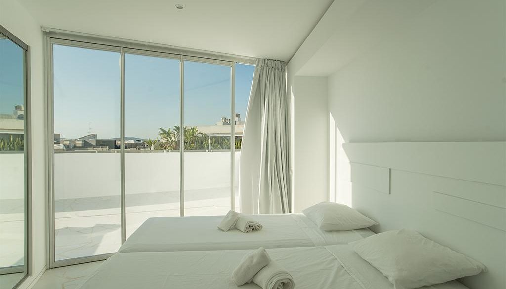 Penthouse in luxury building Las Boas in Marina Botafoch - for sale -12