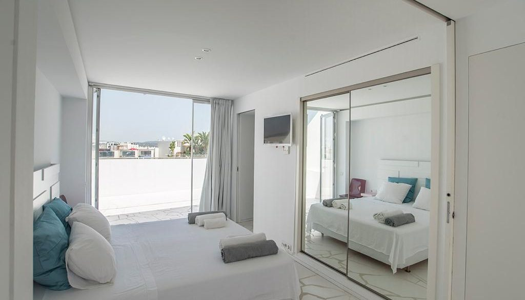 Penthouse in luxury building Las Boas in Marina Botafoch - for sale -15