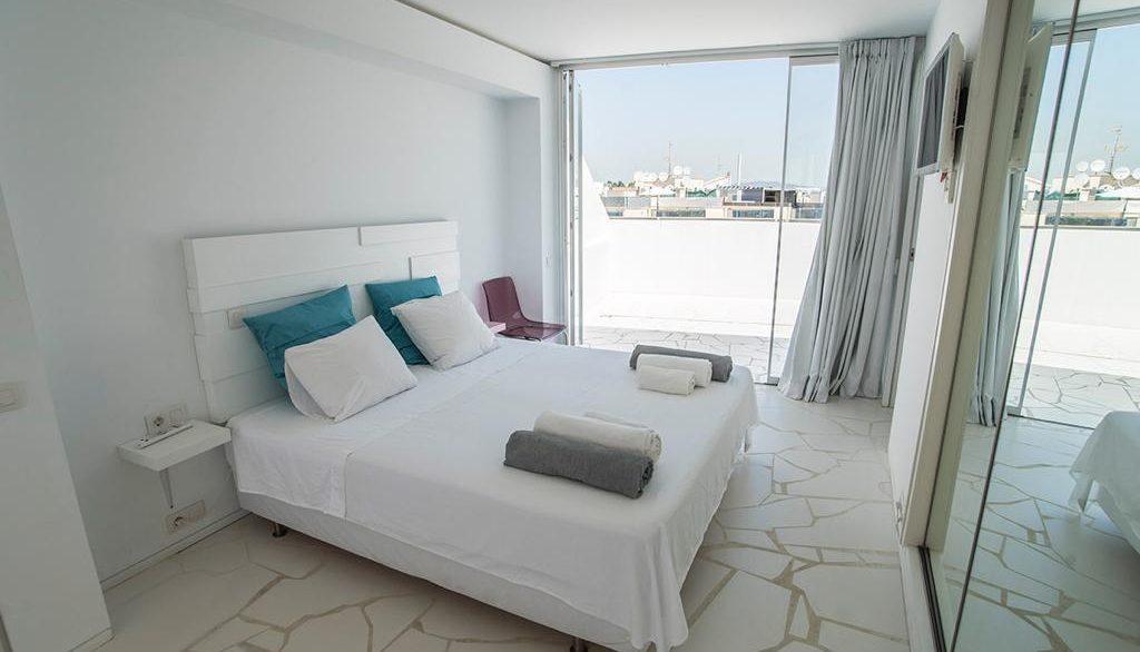 Penthouse in luxury building Las Boas in Marina Botafoch - for sale -16