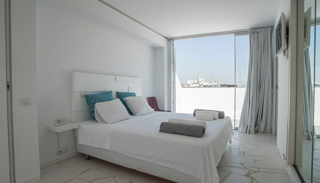 Penthouse in luxury building Las Boas in Marina Botafoch - for sale -17