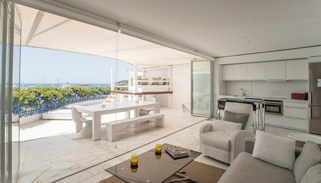 Penthouse in luxury building Las Boas in Marina Botafoch - for sale -18
