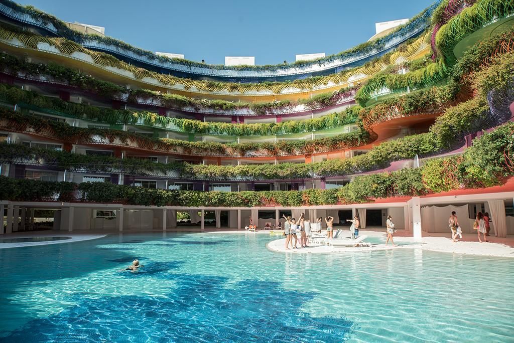Penthouse in Las Boas luxury building in Marina Botafoch