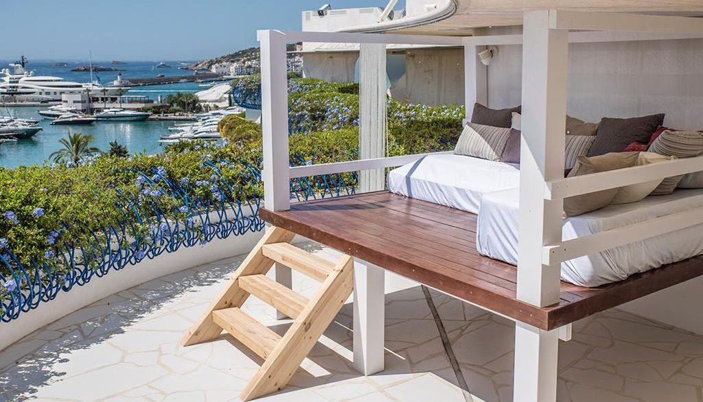 Penthouse in luxury building Las Boas in Marina Botafoch - for sale -20