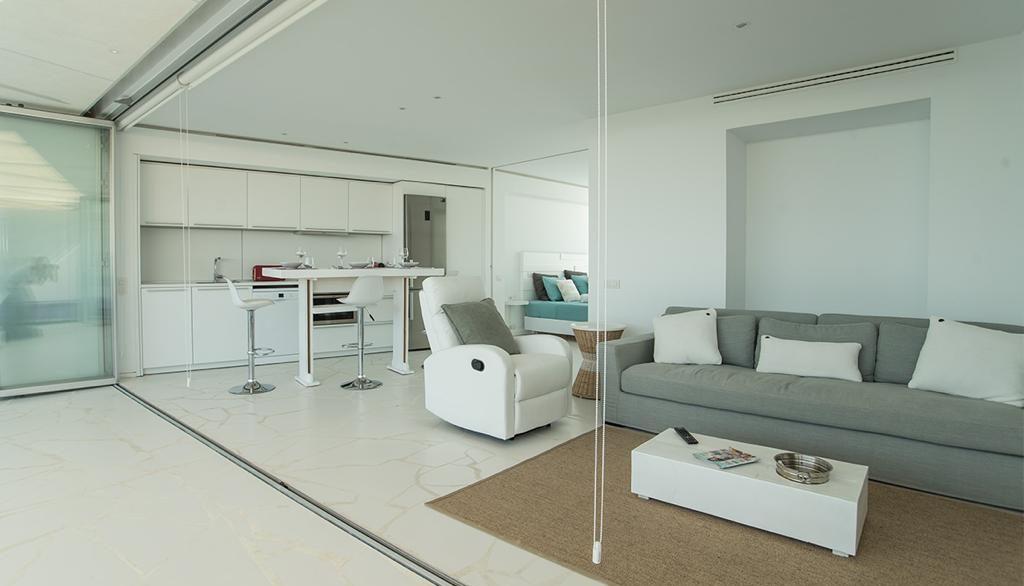Penthouse in luxury building Las Boas in Marina Botafoch - for sale -4