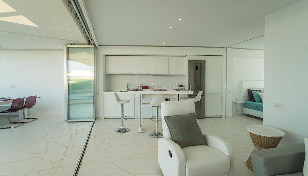 Penthouse in luxury building Las Boas in Marina Botafoch - for sale -6