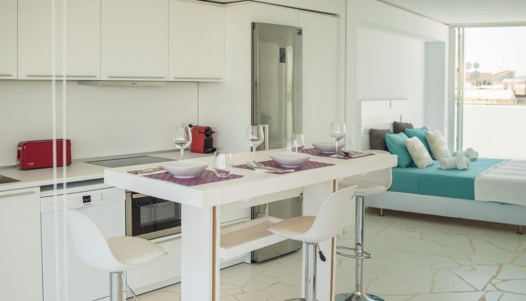 Penthouse in luxury building Las Boas in Marina Botafoch - for sale -7