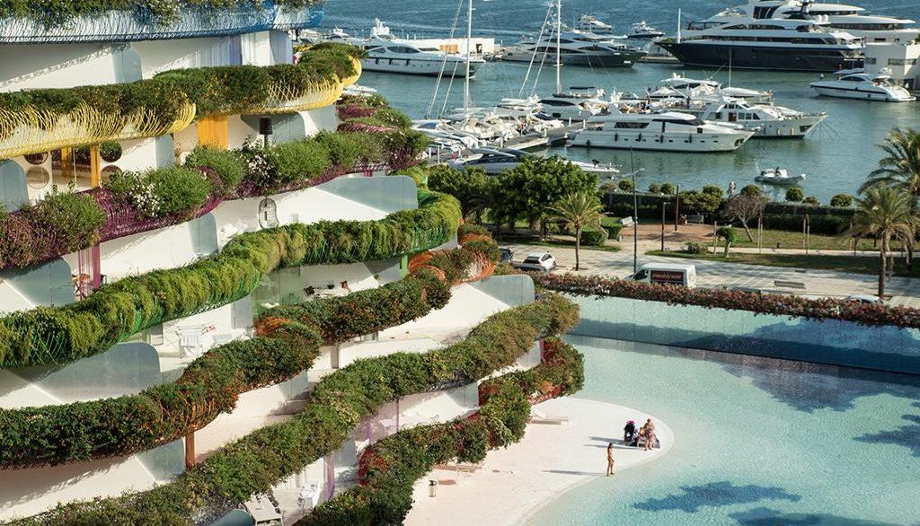 Penthouse in luxury building Las Boas in Marina Botafoch - for sale -9