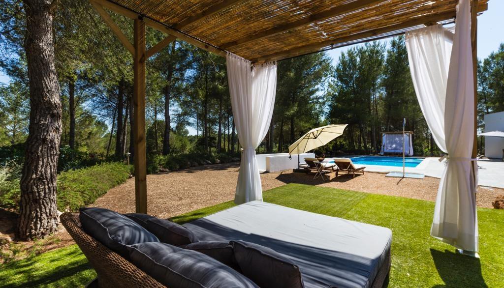 Villa Drago 23 Santa Gertrudis ibiza