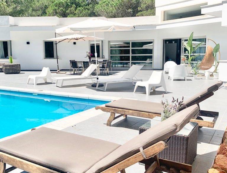 Villa Drago 32 Santa Gertrudis ibiza