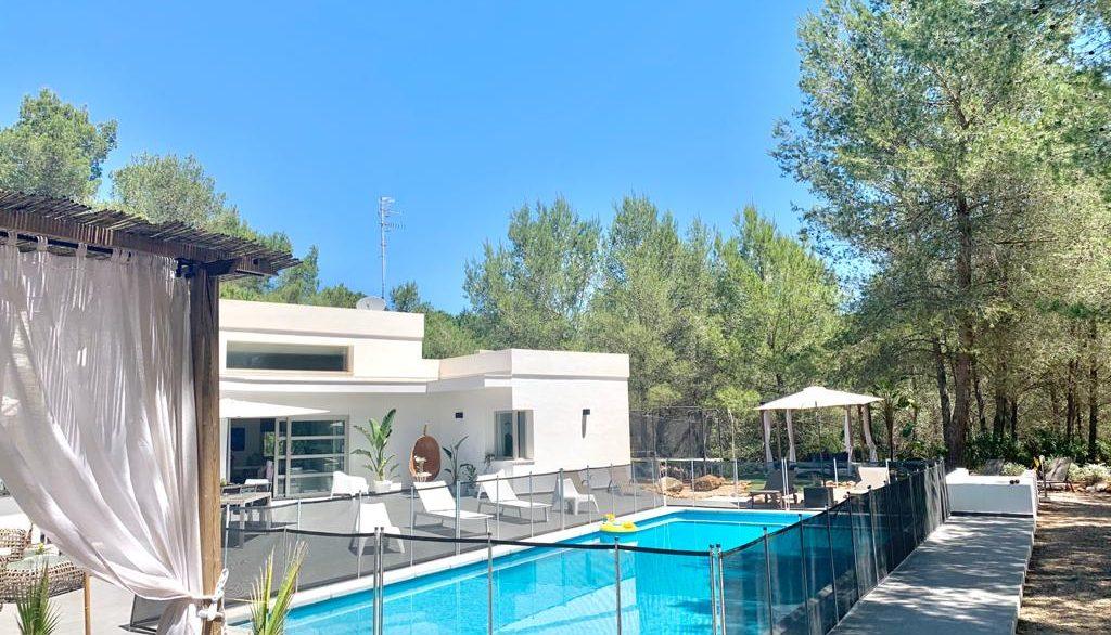 Villa Drago 37 Santa Gertrudis ibiza