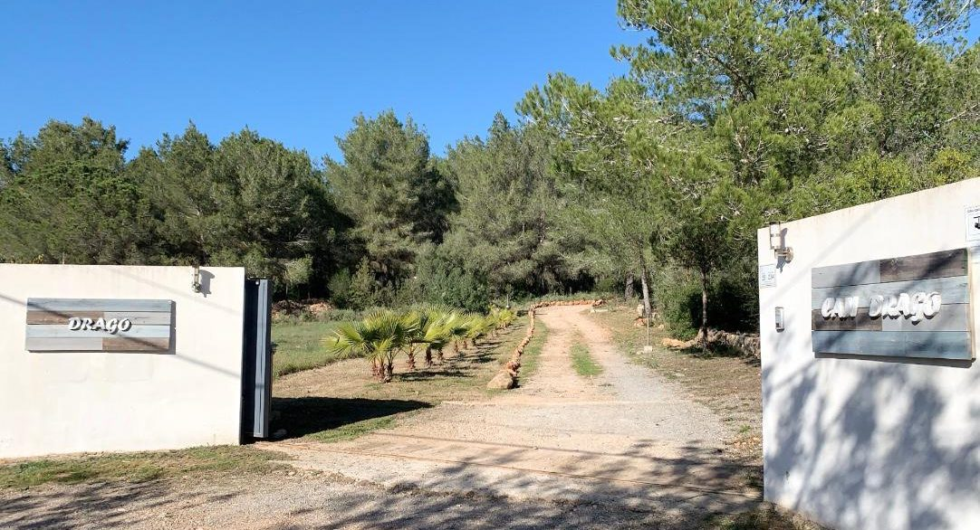 Villa Drago 44 Santa Gertrudis ibiza