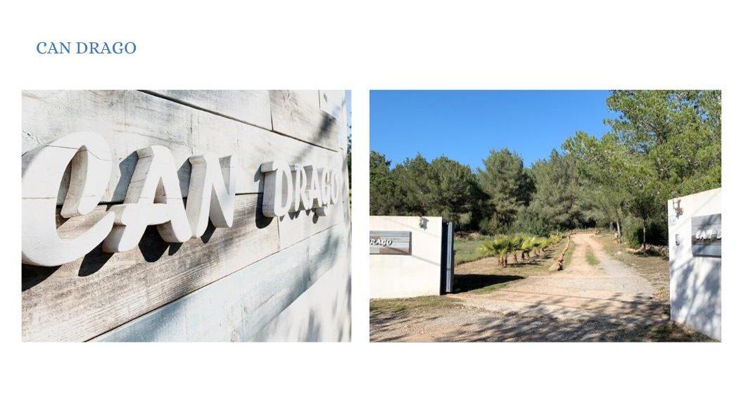 Villa Drago 45 Santa Gertrudis ibiza